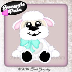 Snuggle Palz Lamb