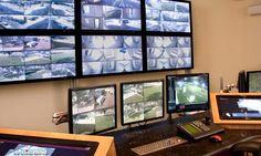 מצלמות אבטחה לעסקים - כמה מצלמות נחוצות לעסק שלך?