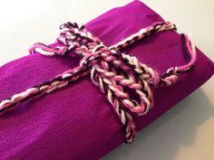 Lazo para regalo Realizado en crochet