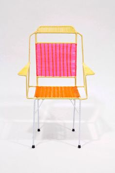Marni Chairs #Outdoors http://pinterest.com/ahaishopping/