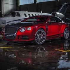 Mean, Mean Mansory Bentley Continental