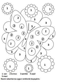 anasınıfı ilkbahar mevsimiyle ilgili çalışma sayfaları (2)
