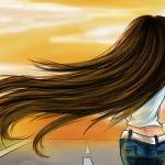 Saçlar, bir kadının güzelliğini en iyi şekilde simge etmektedir...