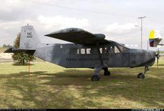 Gavilan. Fuerza Aerea Colombiana