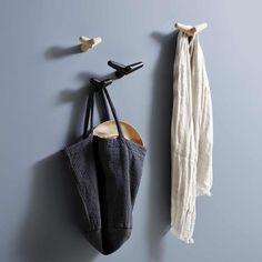 Tail Wing Garderobenhaken von Woud