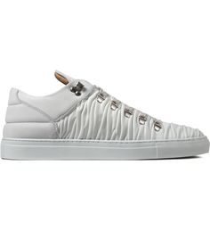 Filling Pieces Off White Wrinkled Leather Mountain Cut Shoes | HYPEBEAST Store. Shop Online for Men's Fashion, Streetwear, Sneakers, Accessories