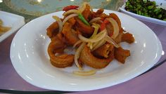 Fried snake by Kent Wang, via Flickr