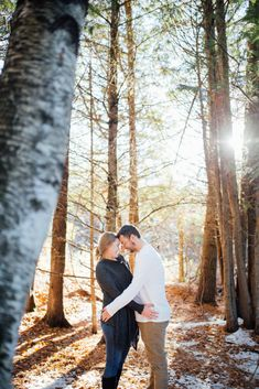 We love keeping it candid and comfortable for all couples. Winter Couple Session in Lanark Highlands Ottawa Valley, Winter Photos, Highlands, Photo Sessions, Candid, Engagement Session, Jokes, Portrait, Couples