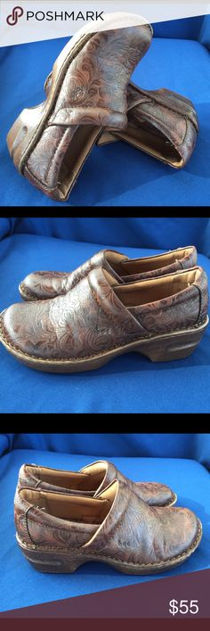 BOC by Born size 8 Like new Born Shoes Mules & Clogs