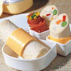 腰帶土司卷食譜 - 麵食及麵粉類製品料理 - 楊桃美食網 專業食譜