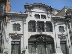 Rua do Duque de Loulé Porto - Arquitetura eclética – Wikipédia, a enciclopédia livre