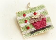 Die 149 Besten Bilder Von Topflappen Crochet Potholders Pot
