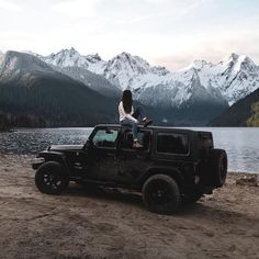 "Jeep Canada on Instagram: ""Soak it all in. 📸: @meghanorourkee"" Jeep Canada, Jeep Wrangler, Getting Old, How To Look Pretty, Adventure Travel, Monster Trucks, Places, Instagram, Jeeps"