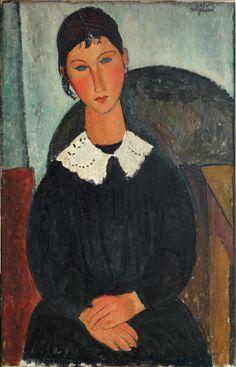 Blog in mostra: Modigliani e gli artisti maledetti