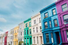 London has so many colorful and pretty streets, but here are the most photogenic ones!