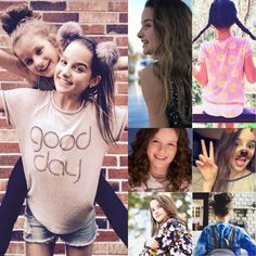Hay Hay and Annie! Julianna Grace Leblanc, Hayley Leblanc, Sisters Goals, Bff Goals, Annie Leblanc Outfits, Sav And Cole, Annie And Hayden, Hayden Summerall, Carson Lueders