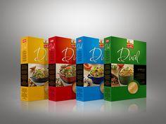 Duru Dual on Packaging of the World - Creative Package Design Gallery