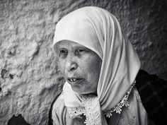 berberian woman in Tunisia