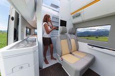 Volkswagen adds size and smarts with new California XXL camper van concept