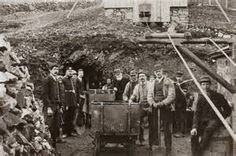 Clogau gold mine, coal wasn't the only precious commodity to come out of Wales.