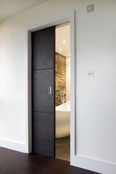 9 best bathroom pocket door images | home decor, sliding