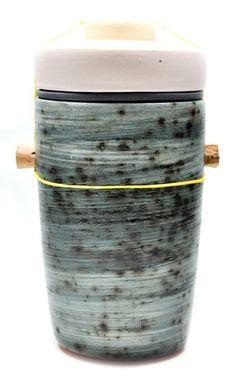 Ben Fiess, large jar in Cloudy Cove