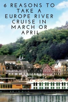 With spring just around the corner, many European river cruise companies — from established lines such as Viking and Uniworld, to upstart players such as Teeming River Cruises — are busy preparing . Best European River Cruises, River Cruises In Europe, Cruise Europe, Cruise Travel, Seine River Cruise, Danube River Cruise, Best Cruise, Cruise Port, Cool Places To Visit
