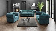 dostępna w salonie Rad-Pol Classic Sofa, Classic Interior, Furniture Disposal, 3 Seater Sofa Bed, Sofa Set Designs, Living Room Sofa, Sofa Furniture, Luxury Homes, Sofas