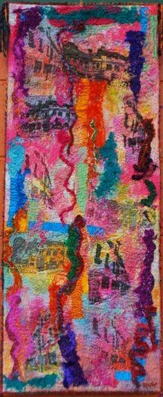 Ave's Rave....NZ Textile/Fibre Artist. Averil Stuart-Head.