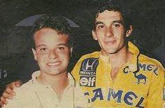 Tribuna Esportiva RS-Pilotos Brasileiros-Rubens Barrichello & Ayrton Senna