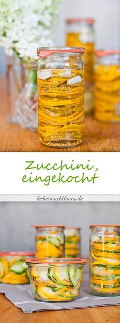Here is the recipe for spicy zucchini slices of zucchini for the winter … - Snack Mix Recipes Healthy Eating Tips, Healthy Nutrition, Antipasti Zucchini, Fodmap, Pancakes Vegan, Zucchini Slice, Snack Mix Recipes, Vegetable Drinks, Food Inspiration
