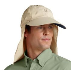 0735945251c8b Coolibar Men s Fishing Sun Hats UPF50+ Mens Sun Hats