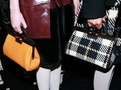 Ladylike frame bags at Marni