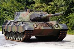 Leopard 1 | LEOPARD 1 A5