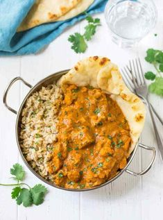 Chicken Recipes Well Plated by Erin Instant Pot Butter Chicken Vegetarian Recipes Easy, Healthy Chicken Recipes, Indian Food Recipes, Cooking Recipes, Healthy Food, Indian Foods, Healthy Brain, Turkey Recipes, Vegetable Recipes