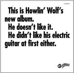 The Howlin Wolf Album ~ Howlin' Wolf