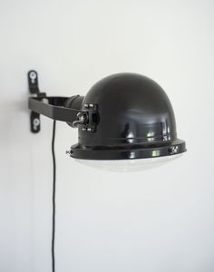 1911 German industrial light made by Bolich