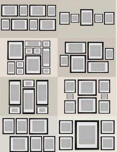 59 Best Photo Wall Collage Bedroom Layout Picture Arrangements Part 25 1 Eclectic Gallery Wall, Gallery Wall Layout, Gallery Walls, Ikea Gallery Wall, Ikea Frames, Frames On Wall, Photowall Ideas, Photo Layouts, Photo Wall Layout