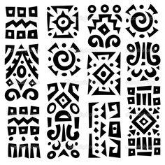 этнические символы вектор: 15 тыс изображений найдено в Яндекс.Картинках