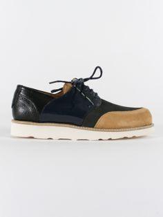 Soulland Tove Shoe W. Brouge - APLACE   Progressive Scandinavian Fashion  