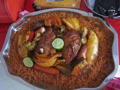 Thiebou Dieune Penda Mbaye, la reine du repas de Midi