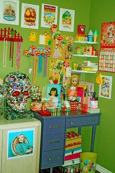 Boopsie Daisy's workspace