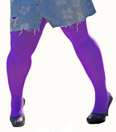 Plus Size Nylon/Lycra Tights - 20 Colors - 4 Sizes up to 375 lbs! We Love Colors http://www.amazon.com/dp/B002XG7BQ0/ref=cm_sw_r_pi_dp_QgKkub0240WZY