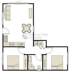 2 Bedroom Granny Flat Archives – Granny Flats Australia