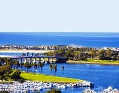 The Mission Bay is the largest aquatic park in the world. Stay Classy San Diego, Houses In America, Old Town San Diego, Mission Bay, Beautiful Places To Live, Most Haunted, California Homes, World, City