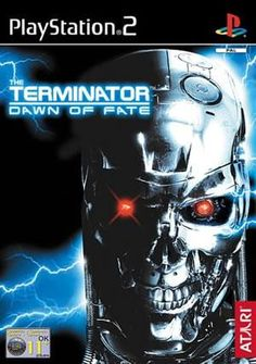 TERMINATOR 2 DAWN OF FATE IN PLAYSTATION 2, ATARI