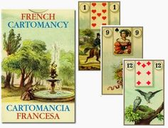 Lenormânicas: Cartomancia Francesa