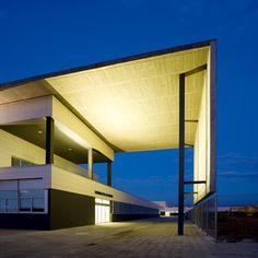 Hospital Mateu Horfila  ////////// (Mao - Menorca) by Mario Corea Arquitectura, via Behance