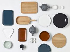 Barber & Osgerby designs miscellaneous tableware collection for Royal Doulton