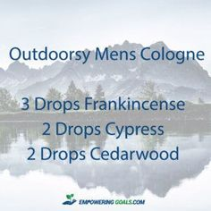 5 essential oil cologne blends for men – Empowering Goals 5 essential oil cologne blends for men. Ditch the chemical cologne and try these blends of essential oils in a roller bottle for men.
